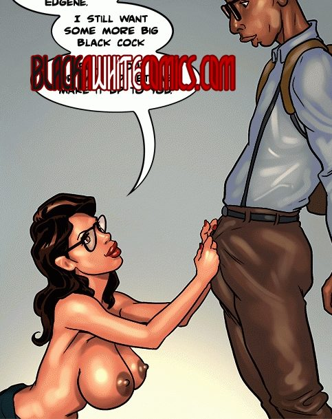 Cartoon Doggy Style Porn - I want to fuck you doggy style by Black n White, image 2